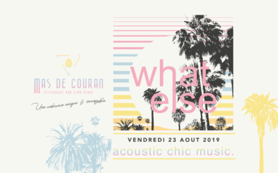 What Else // 23/08/2019
