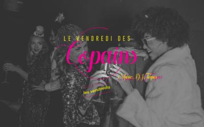 Le Vendredi des Copains // Tous les vendredis au Mas de Couran