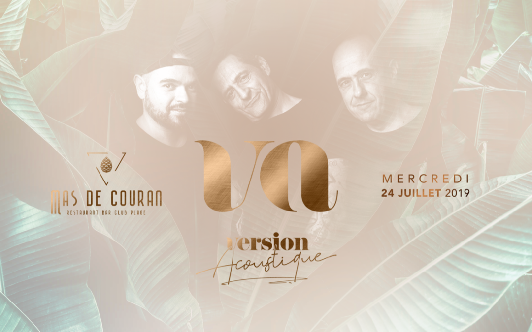 Version Acoustique // 24.07.2019
