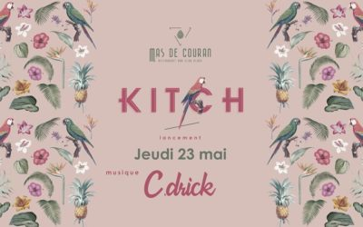 La Kitch Du Mas De Couran w/ Cédrick // 23.05.2019