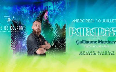 PARADISE – 10 et 31 juillet // Mas de Couran