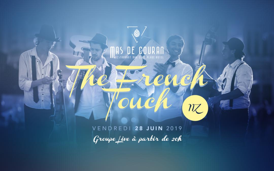 Le vendredi des copains : The French Touch NZ // 28.06.2019