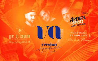 Spécial Vendredi Des Copains avec Version Acoustique Live // 21.06.2019
