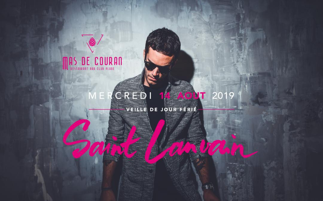 MERCREDI 14 AOÛT → Saint Lanvain au Mas de Couran // Veille de jour ferié !